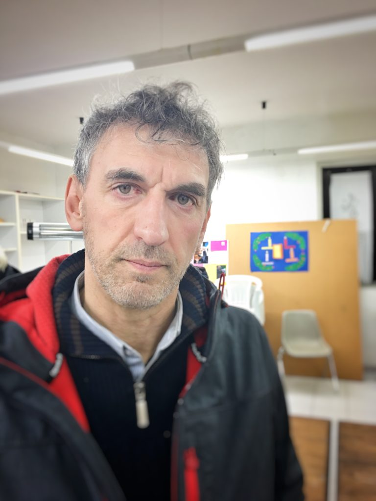Il regista Marco Boncompagni