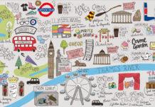London Style Map