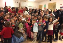 Befana del Donatore 2020 Gruppo Fratres Rigutino
