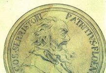 Bozza Medaglia Serristori Cosimo