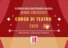 RIGUTINO, CORSO DI TEATRO 2020
