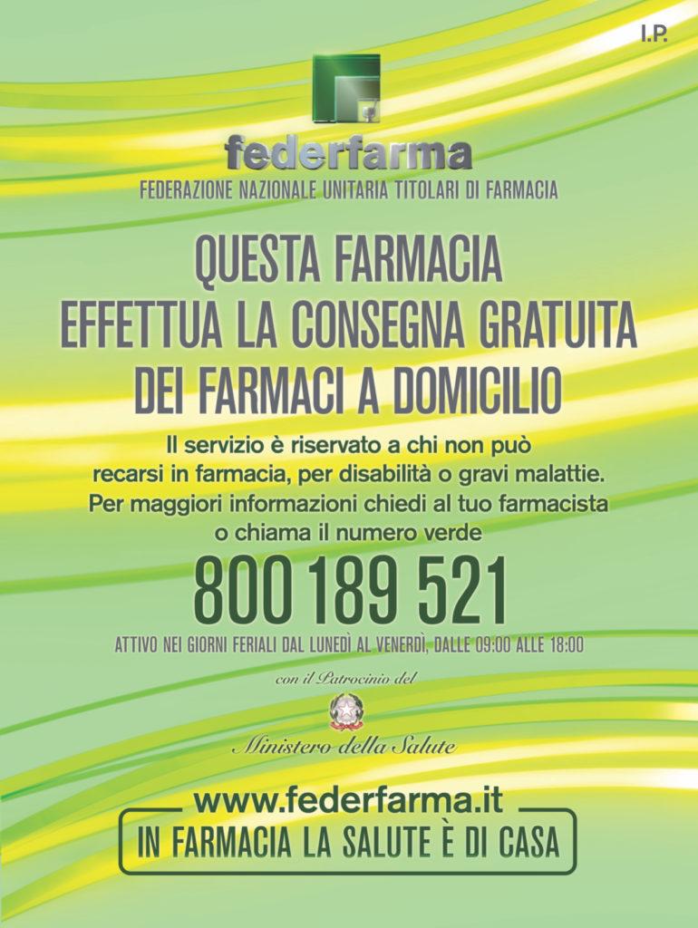SPESA E FARMACI A DOMICILIO. 2