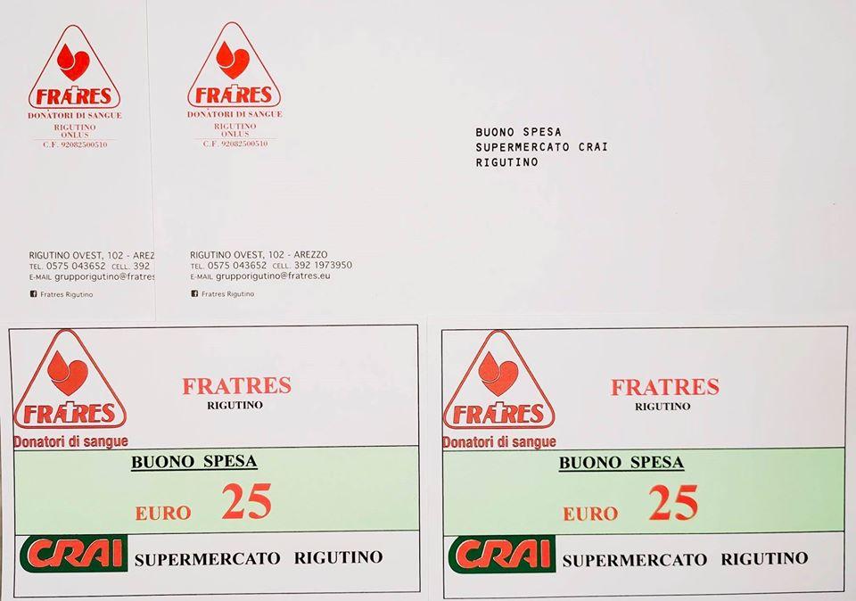 Tutte le Associazioni di Rigutino Aiutano l'Ospedale San Donato. 1