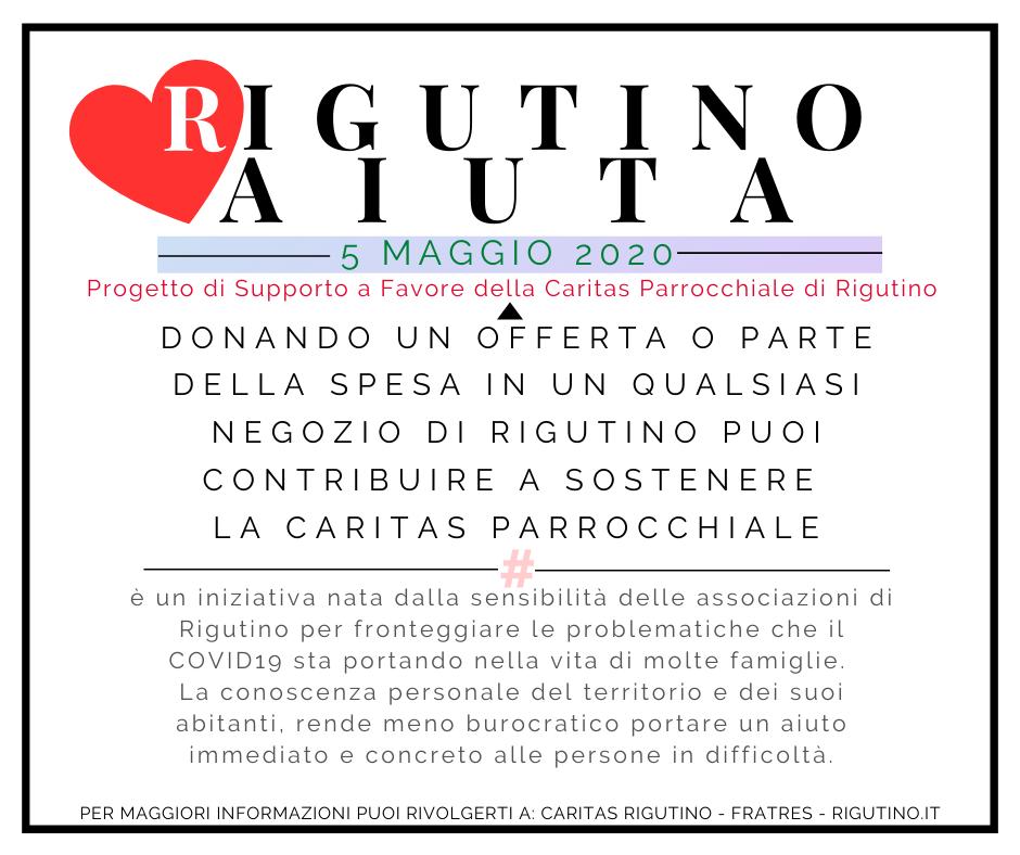RIGUTINO AIUTA 6