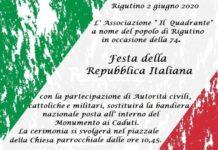 Festa della Repubblica Italiana 2-6-20