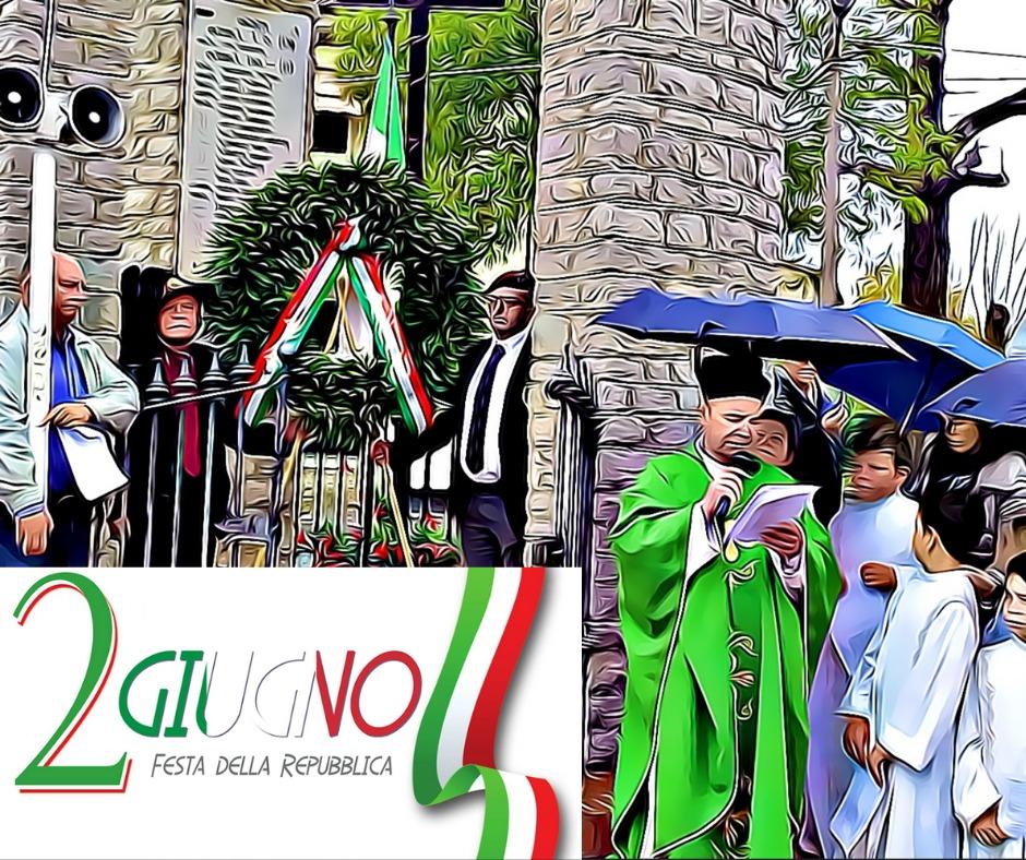 Monumento Caduti - Festa del 2 Giugno