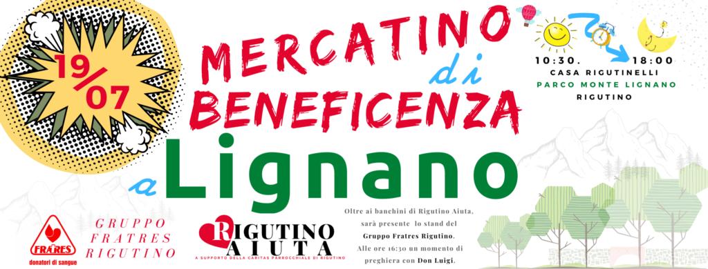 MERCATINO DI BENEFICENZA A LIGNANO. 6