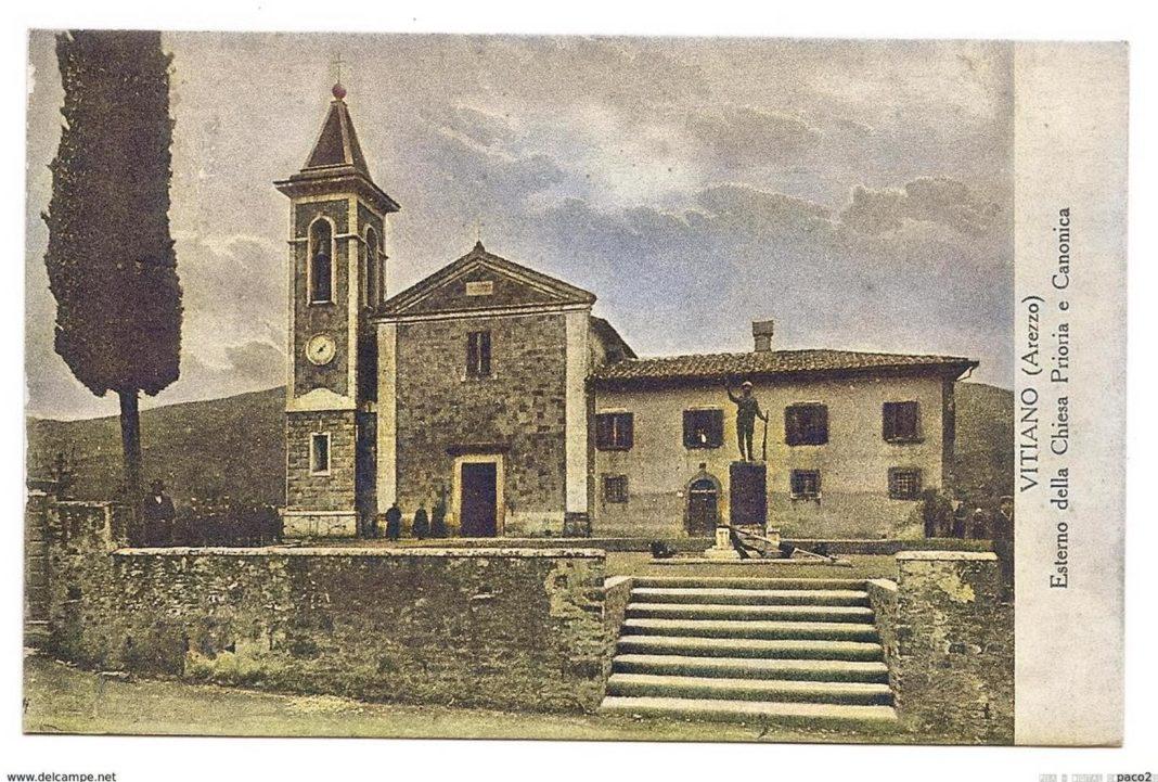 La Chiesa di Vitiano
