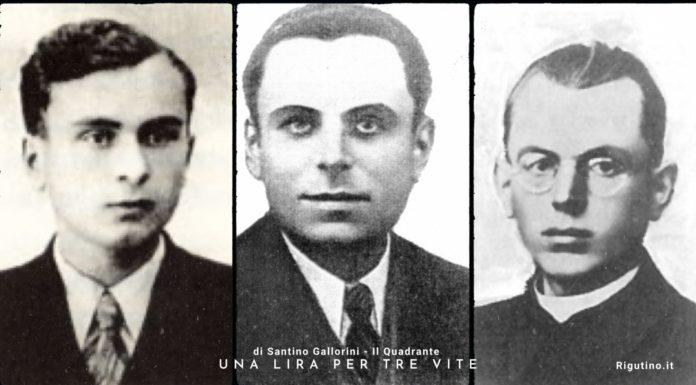 Sante Tani, don Giuseppe e di Aroldo Rossi Una Lira Per tre Vite