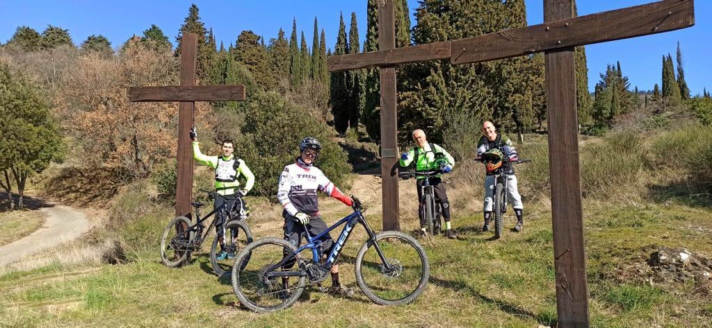 Monte Lignano Bikers: Valorizzazione, Tutela e Rispetto dell'Ambiente nel Quale Pedaliamo. 3