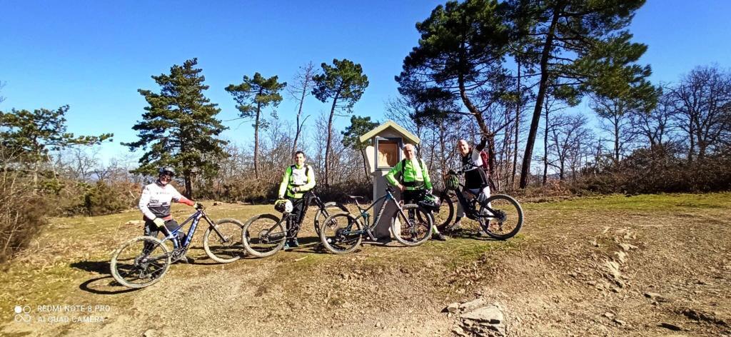 Monte Lignano Bikers: Valorizzazione, Tutela e Rispetto dell'Ambiente nel Quale Pedaliamo. 4