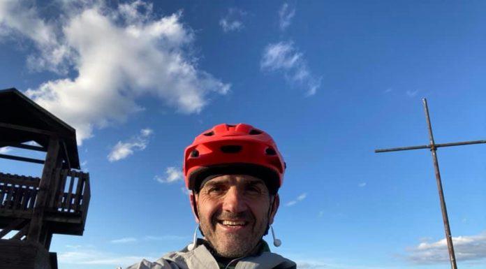 Luca Malentacchi Monte Lignano Bikers