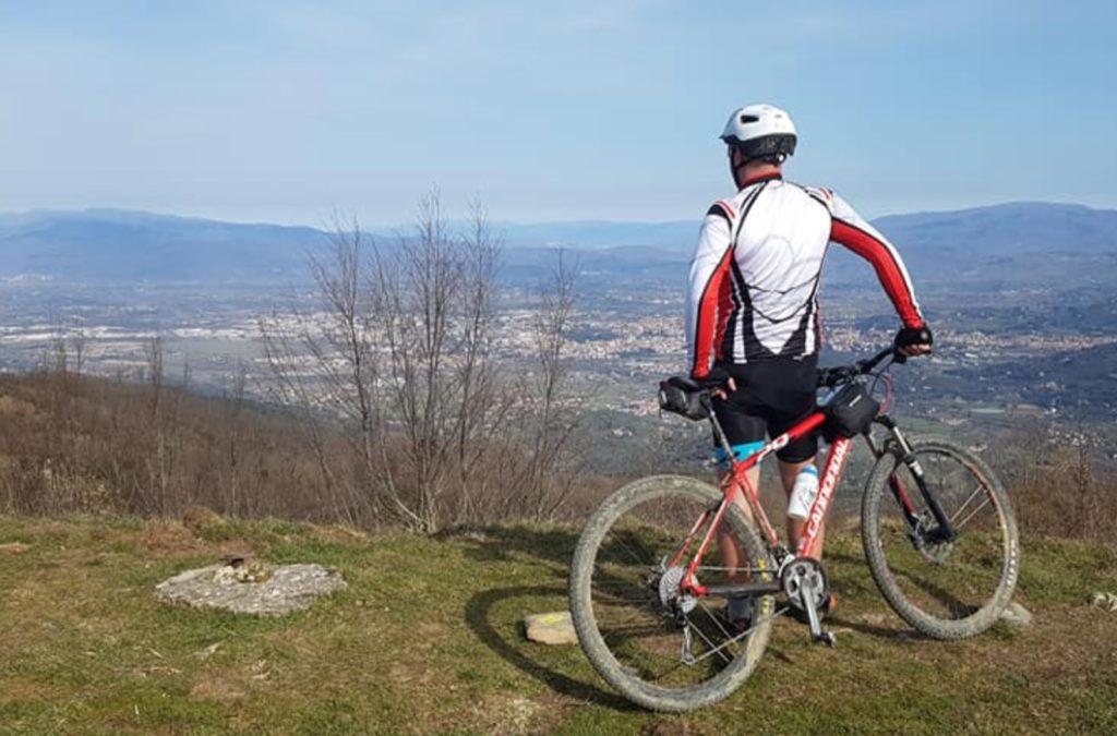Monte Lignano Bikers: attività fisica e culturale in aiuto del Parco. 3