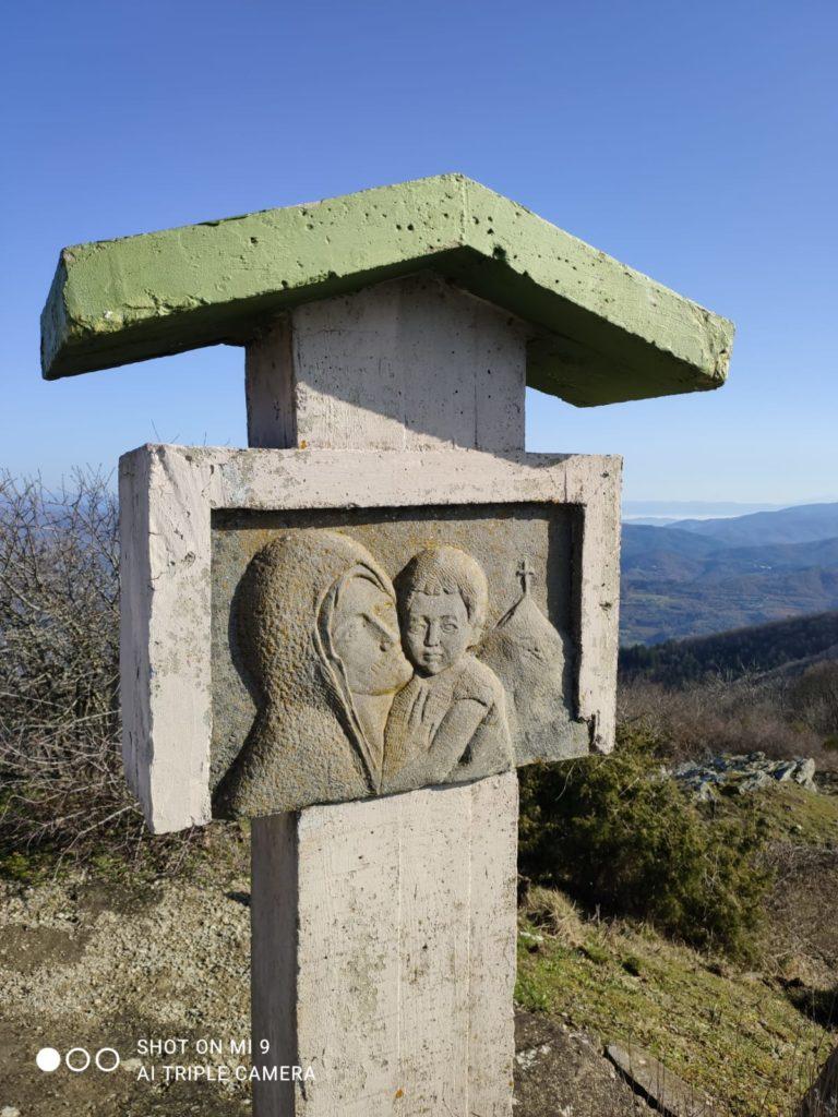 La Madonnina di Lignano e la Via Crucis. 6