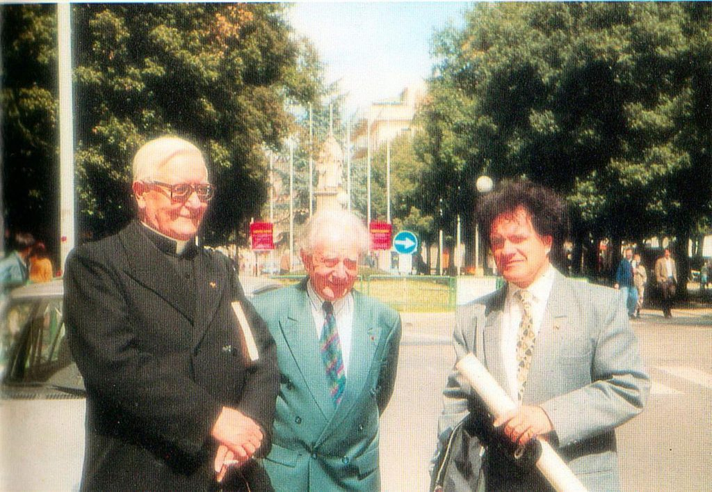 Angelo Tafi: 100 anni dalla nascita. 1