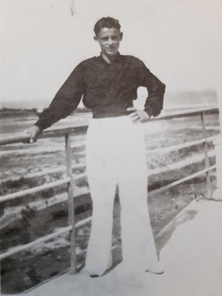 Livio Conti, terrazzo