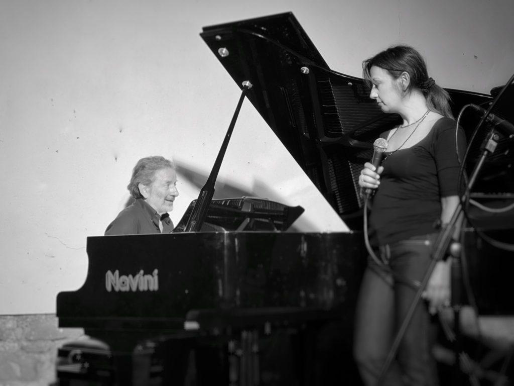 Jazz Club Arezzo in concerto alla Pieve di Rigutino: la jam session del solstizio d'estate. 10